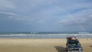 【フレイザー島】世界で一番大きい、砂だけで出来た世界遺産の島